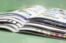 75078540 contexte de la brochure abstraite